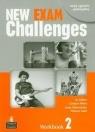 New Exam Challenges 2 Workbook z płytą CD Gimnazjum Kilbey Liz, White Lindsay, Sikorzyńska Anna