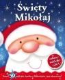 Święty Mikołaj Zabawy, naklejki, gra