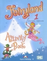 Fairyland 1 WB EXPRESS PUBLISHING Jenny Dooley, Virginia Evans