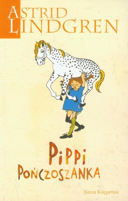 Pippi Pończoszanka Lindgren Astrid