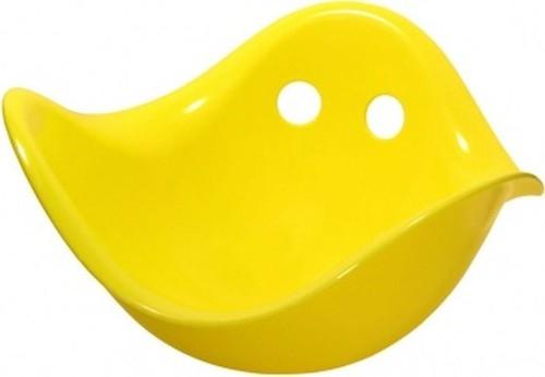 Muszelka Bilibo kolor żółty