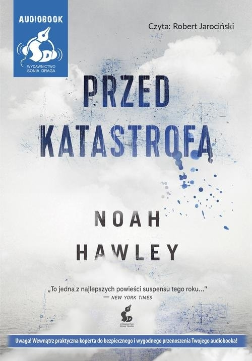 Przed katastrofą  (Audiobook) (Audiobook) Hawley Noah