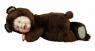 Lalka Anne Geddes Śpiący misiaczek