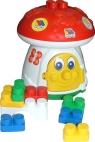 Zabawka - Grzyb-Klocki