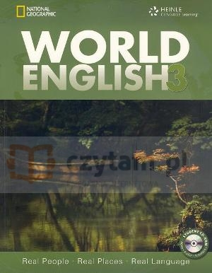 World English 3 SB +CD-Rom Kristin Johannsen