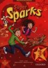 Super Sparks 3 Podręcznik z płytą DVD