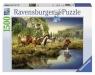 Puzzle 1500 Dzikie konie (RAP163045)