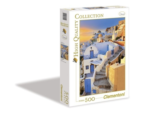 Puzzle High Quality Collection Greece 500  (30304)