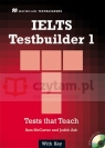 IELTS Testbuilder 1 SB z CD +key