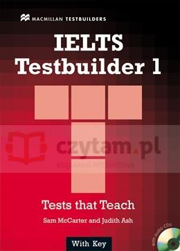 IELTS Testbuilder 1 SB z CD +key Sam McCarter, Judith Ash