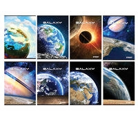 Zeszyt  A4 w kratkę 54 kartki Galaxy