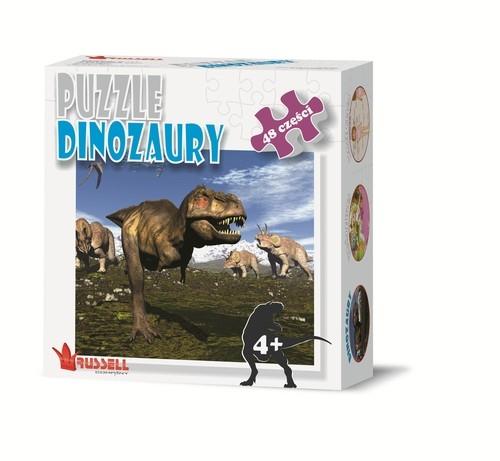 Puzzle 48: Dinozaury (PZ48-2)