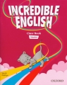 Incredible English. Starter Class Book Phillips Sarah, Morgan Michaela