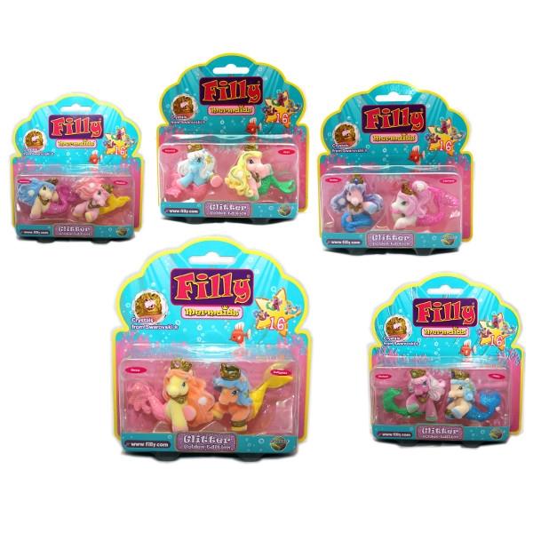 EPEE Filly Mermaids złota ed. 2 pack (EP02204)