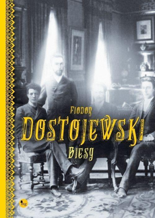Biesy (OUTLET - USZKODZENIE) Dostojewski Fiodor