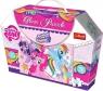 Puzzle Glam Kucyki Pony 50 elementów (14804)
