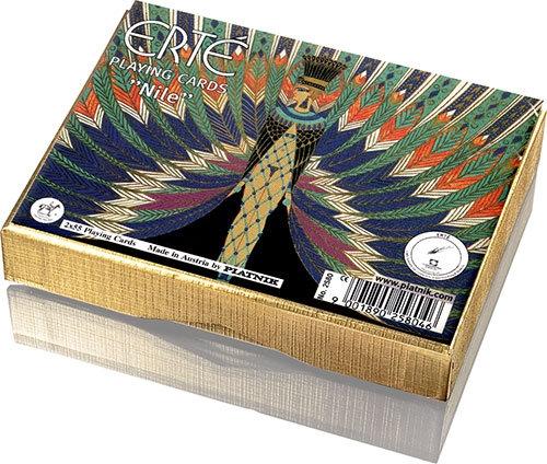 Karty do gry Piatnik 2 talie Erte Nil