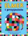 Elmer i przyjaciele Książeczka do kolorowania dla najmłodszych