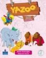 Yazoo. Zeszyt ćwiczeń Starter + płyta CD Kozanoglou Danae, Tetiurka Małgorzata
