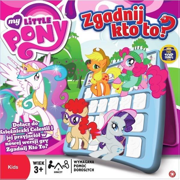 HASBRO Zgadnij kto to? My Little Pony (023672)