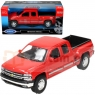 WELLY Chevrolet Silverado czerwony (WE22076)