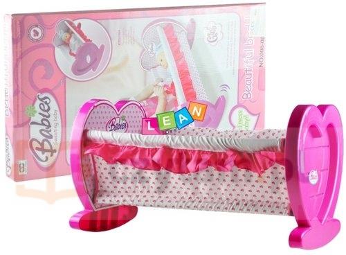 Kołyska łóżeczko dla lalek