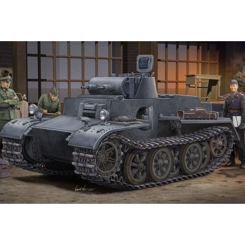 HOBBY BOSS German Pz.Kpfw.I Ausf.F (83804)