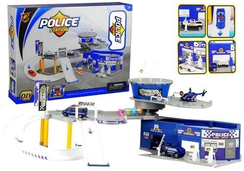 Tor Samochodowy Policja Stacja Zjeżdżalnia Police