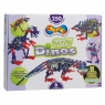 Zoob Glow Dinos 25 elementów (036-14004)
