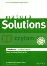 Matura Solutions Elementary TB