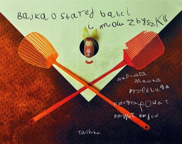 Bajka o starej babci i molu Zbyszku