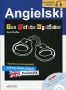 Angielski Kryminał z ćwiczeniami Two Warsaw Mysteries + CD