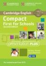Compact First for Schools Presentation Plus DVD-ROM Thomas Barbara, Matthews Laura