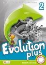 Evolution plus 2 Zeszyt ćwiczeń (wersja podstawowa)