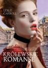 Królewskie romanse Carroll Leslie