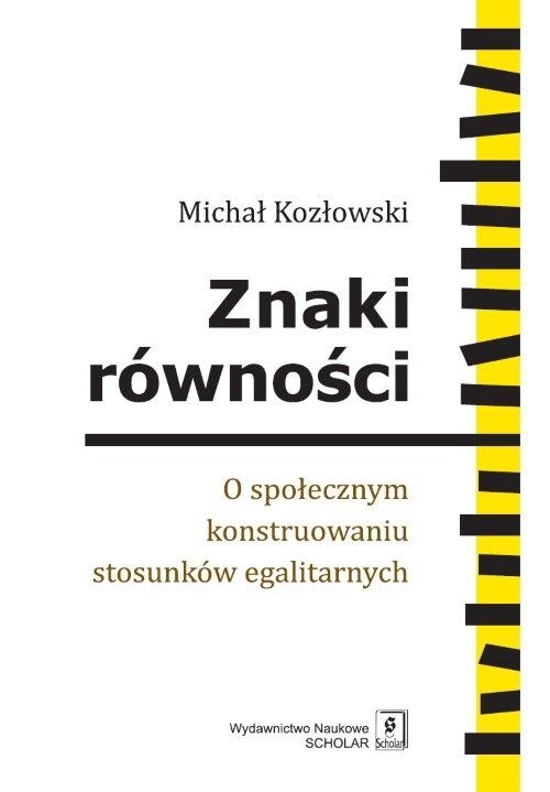 Znaki równości Kozłowski Michał