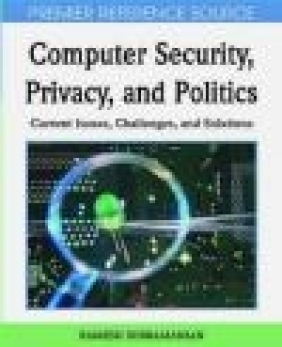 Computer Security Privacy and Politics R Subramanian