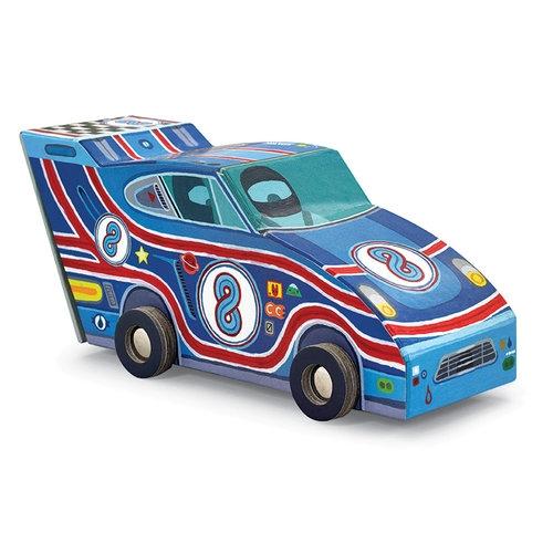 Puzzle Auto wyścigowe 48