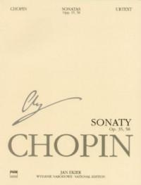 Chopin Sonaty Op. 35, 38