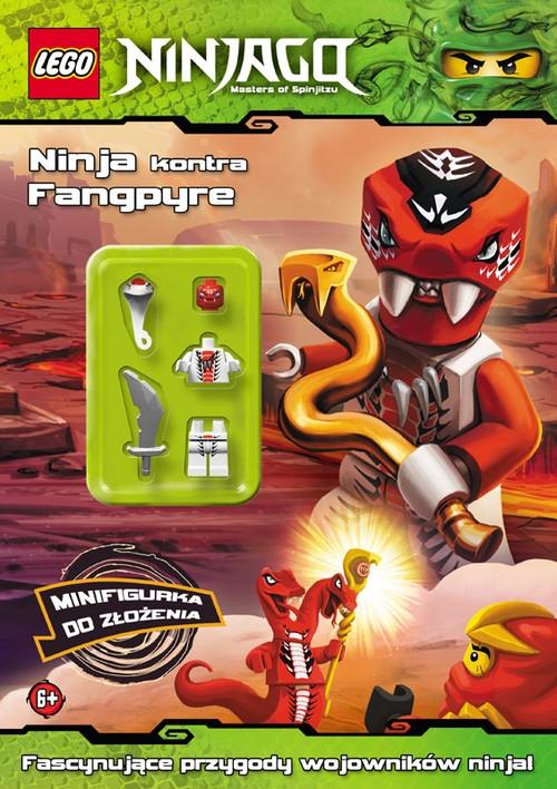 LEGO Ninjago Ninja kontra Fangpyre