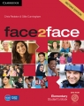 face2face Elementary Student's Book + DVD