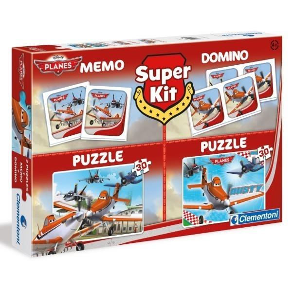 CLEMENTONI Super Kit Planes (08204)