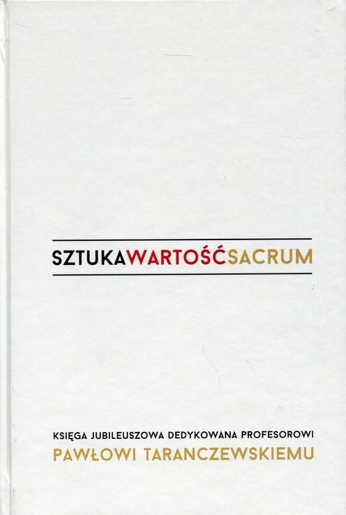 Sztuka wartość sacrum
