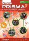 Nuevo Prisma nivel A1 Podręcznik+ płyta CD Wersja rozszerzona