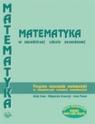 Matematyka ZSZ Program nauczania Alicja Cewe