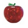 Puzzle 3D Jabłko Czerwone (0050)