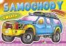 Kolorowanka. Samochody świata - Auto terenowe z bagażnikiem (A-4, 16 str.)