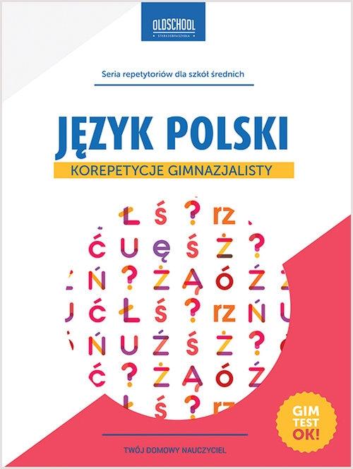 Język polski Korepetycje gimnazjalisty Białek Małgorzata