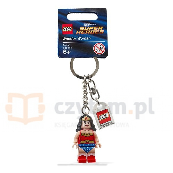 LEGO Brelok Wonder Woman (853433)