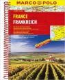 Francja atlas drogowy 1:300 000  Opracowanie zbiorowe
